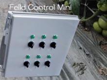 制御盤「Feld control mini